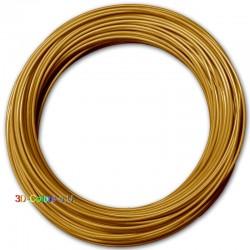 PLA Helles Gold 100g, FilaColors Filament