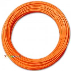 PLA Orange 100g, FilaColors Filament