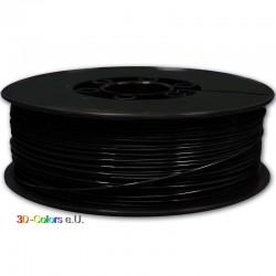 Filament PLA FilaColors Tiefschwarz 1kg Rolle
