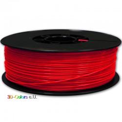 Flexibles Filament Rot 1kg Rolle, FilaColors
