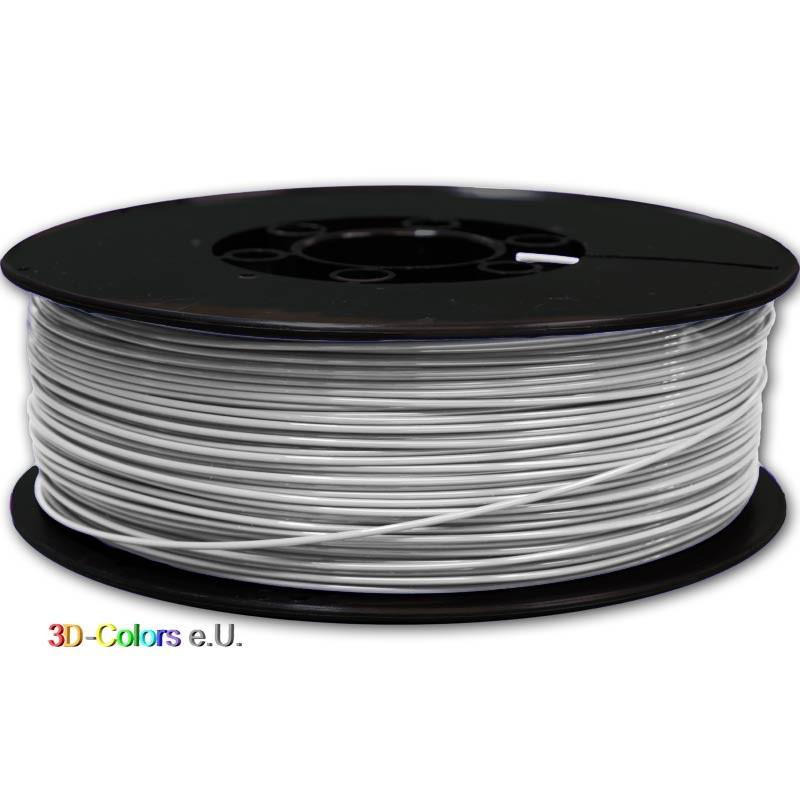 Filament PLA FilaColors Helles Grau 1kg Rolle
