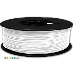 Flexibles Filament Weiß 1kg...