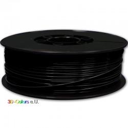 Flexibles Filament Schwarz 1kg Rolle, FilaColors