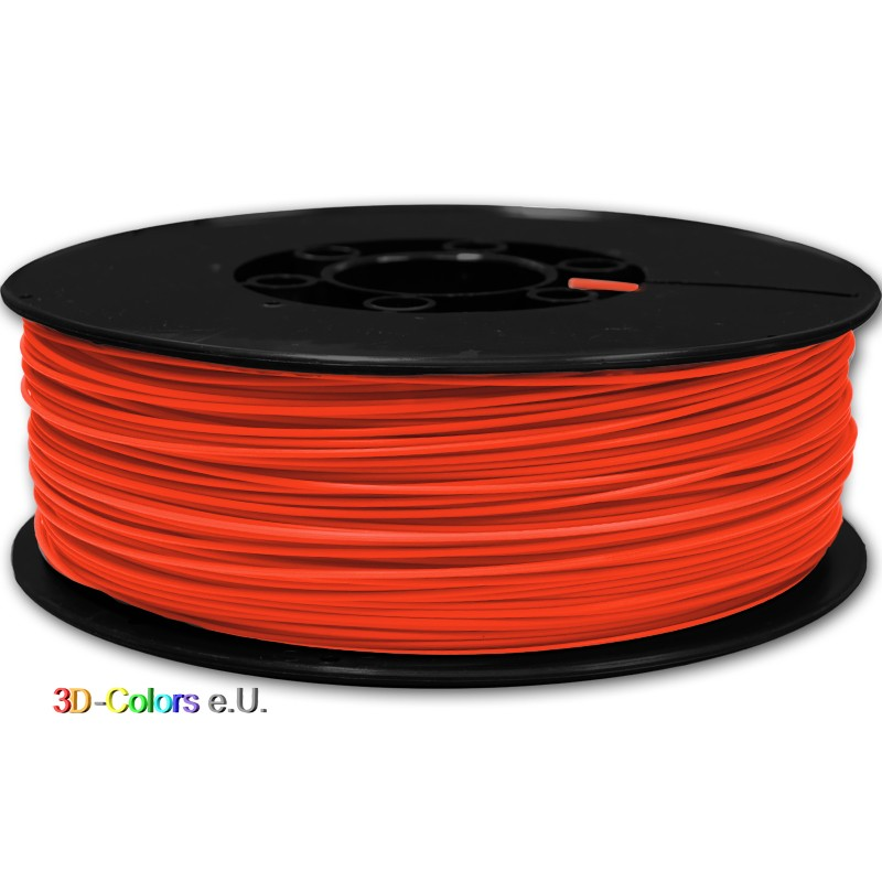 ABS rot 1kg Rolle, FilaColors Filament
