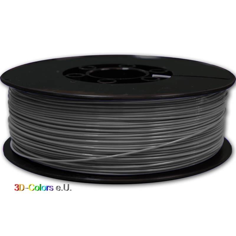 Filament PLA FilaColors Mausgrau 1kg Rolle