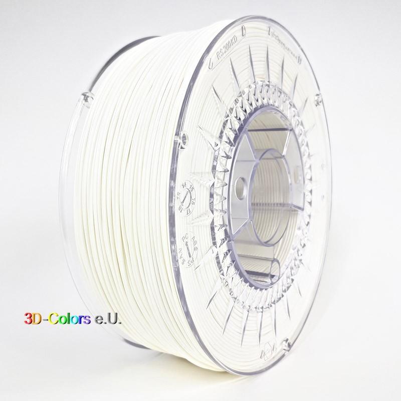 Devil Deign ABS+ Filament weiß, 1 kg, 1,75 mm