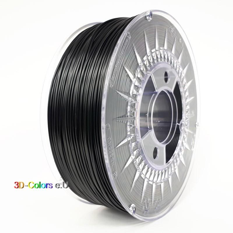 Devil Design ASA Filament schwarz, 1 kg, 1,75 mm