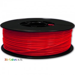 Filament PLA FilaColors Mohnrot 1kg Rolle