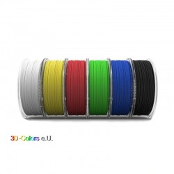 Devil Design ABS+ Filament Startpaket, 6 x 0,33 kg, 1,75 mm