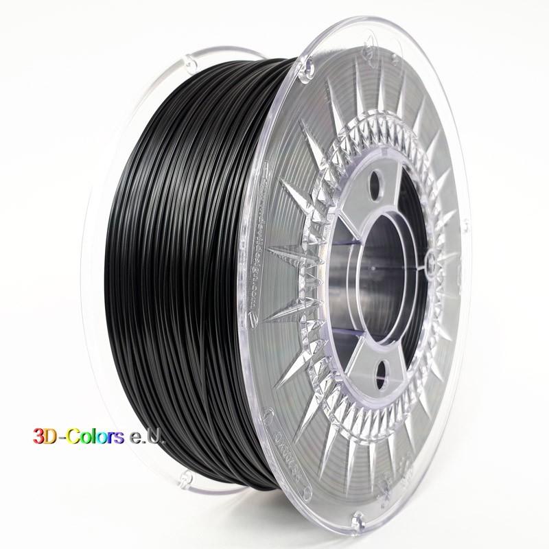 Devil Design PETG Filament schwarz, 1 kg, 1,75 mm