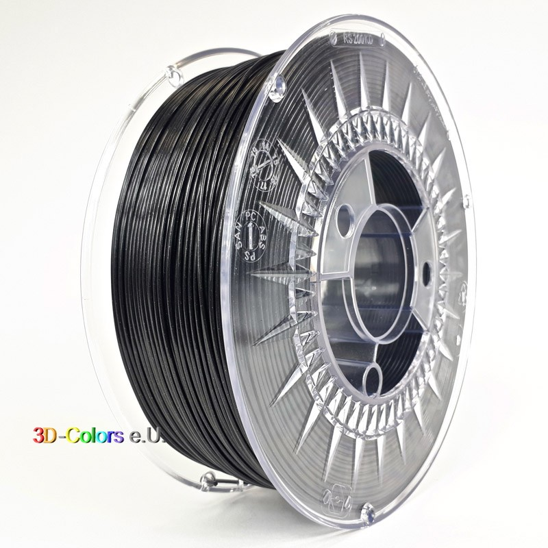 Devil Design PETG Filament Galaxy schwarz, 1 kg, 1,75 mm