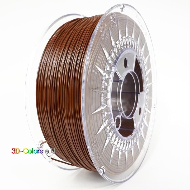 Devil Design PETG Filament braun, 1 kg, 1,75 mm