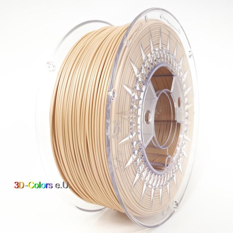 Devil Design PETG Filament beige, 1 kg, 1,75 mm