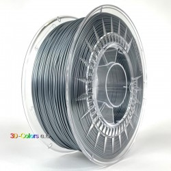 Devil Design PETG Filament silber, 1 kg, 1,75 mm