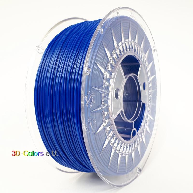 Devil Design PETG Filament super blau, 1 kg, 1,75 mm