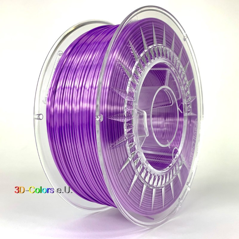 Devil Design SILK Filament violett, 1 kg, 1,75 mm