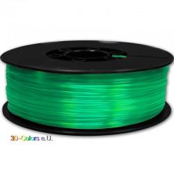 Filament PLA FilaColors Smaragdgrün 1kg Rolle