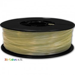 PLA Transparent Naturell 1kg Rolle, FilaColors Filament