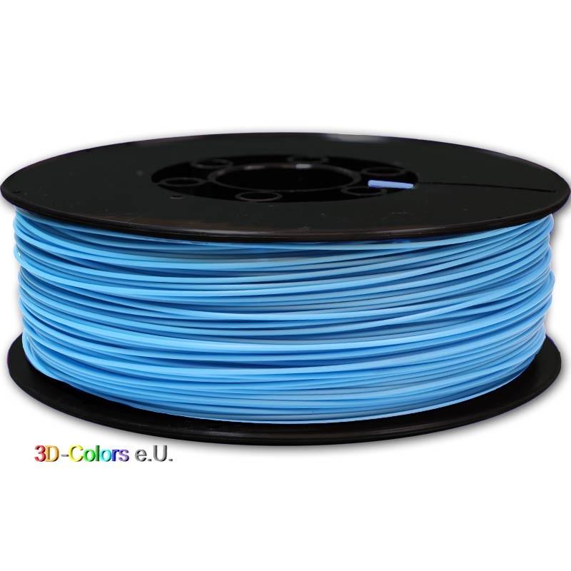 ABS blue lagune 1kg Rolle, FilaColors Filament