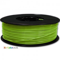 PETG Grüner Apfel 1kg Rolle, FilaColors Filament