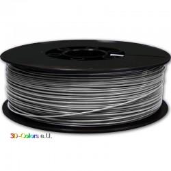 PETG Silber 1kg Rolle, FilaColors Filament